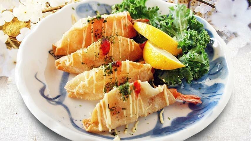 Creamy Shrimp