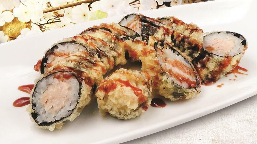 Fried Tuna Roll