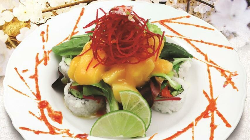 Spicy Mango Paradise Roll