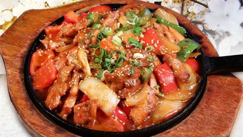 Sweet Chicken Chili
