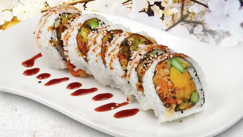 Veggie Tempura Roll