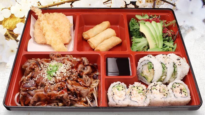 Lunch Bento B