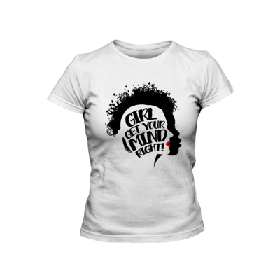 Get Your Mind Right Tee