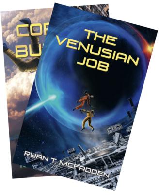 The Venusian Bundle (The Venusian Cycle #1 and #2)
