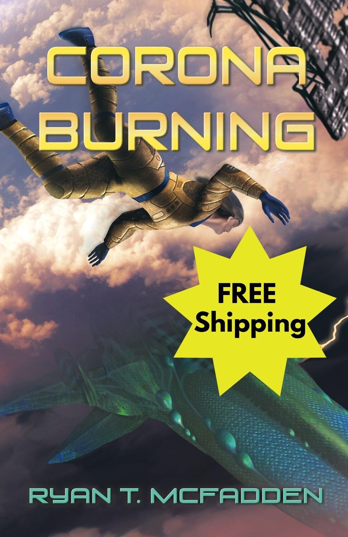 Corona Burning (Venusian Cycle #2)