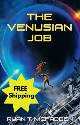 The Venusian Job (The Venusian Cycle #1)