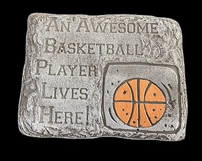Awesome Basketball Player