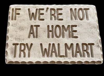 Try Walmart Stone