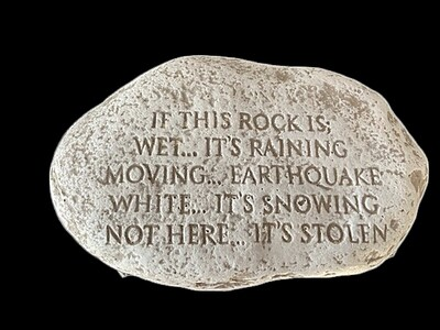 Weather Rock