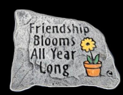 Friendship Blooms Stone