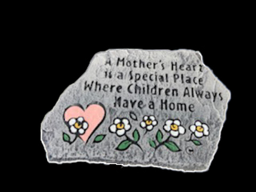 Mother's Heart Stone