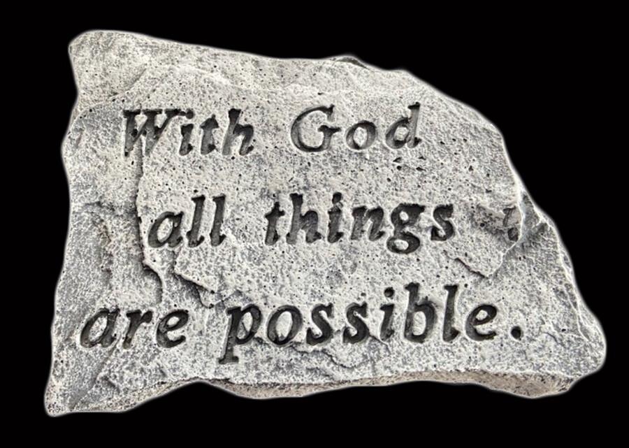 With God Stone