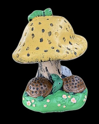 Mushroom w/ Turtles
