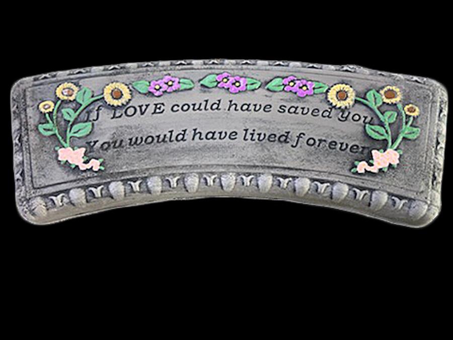 If Love Bench