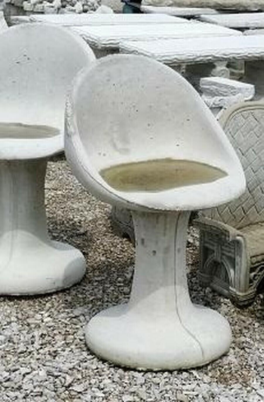 Lg. Plain Chair