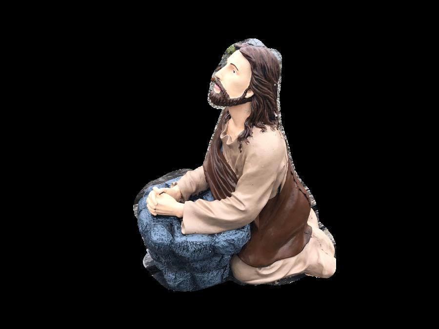 Praying Jesus