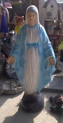 """Lg. Mary 33"""""""