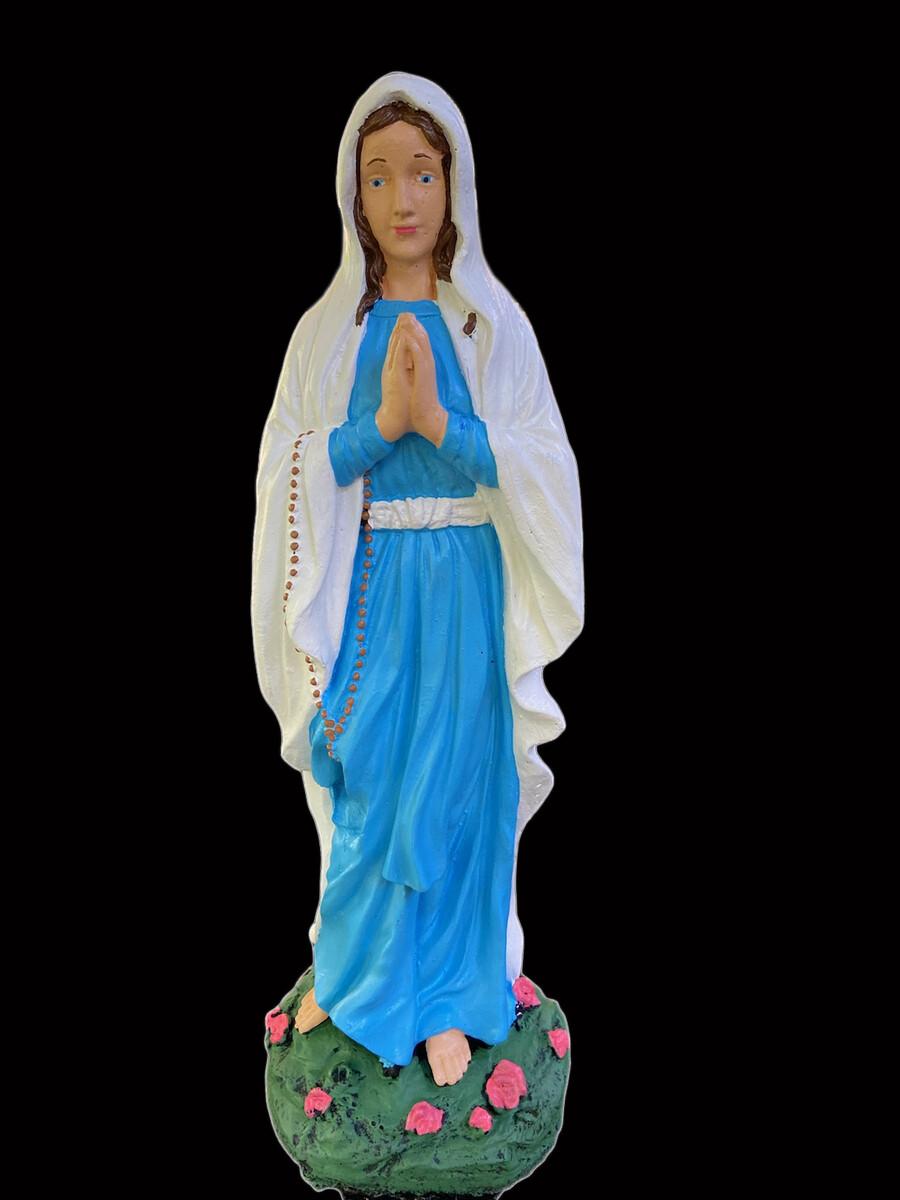 Detailed Praying Mary