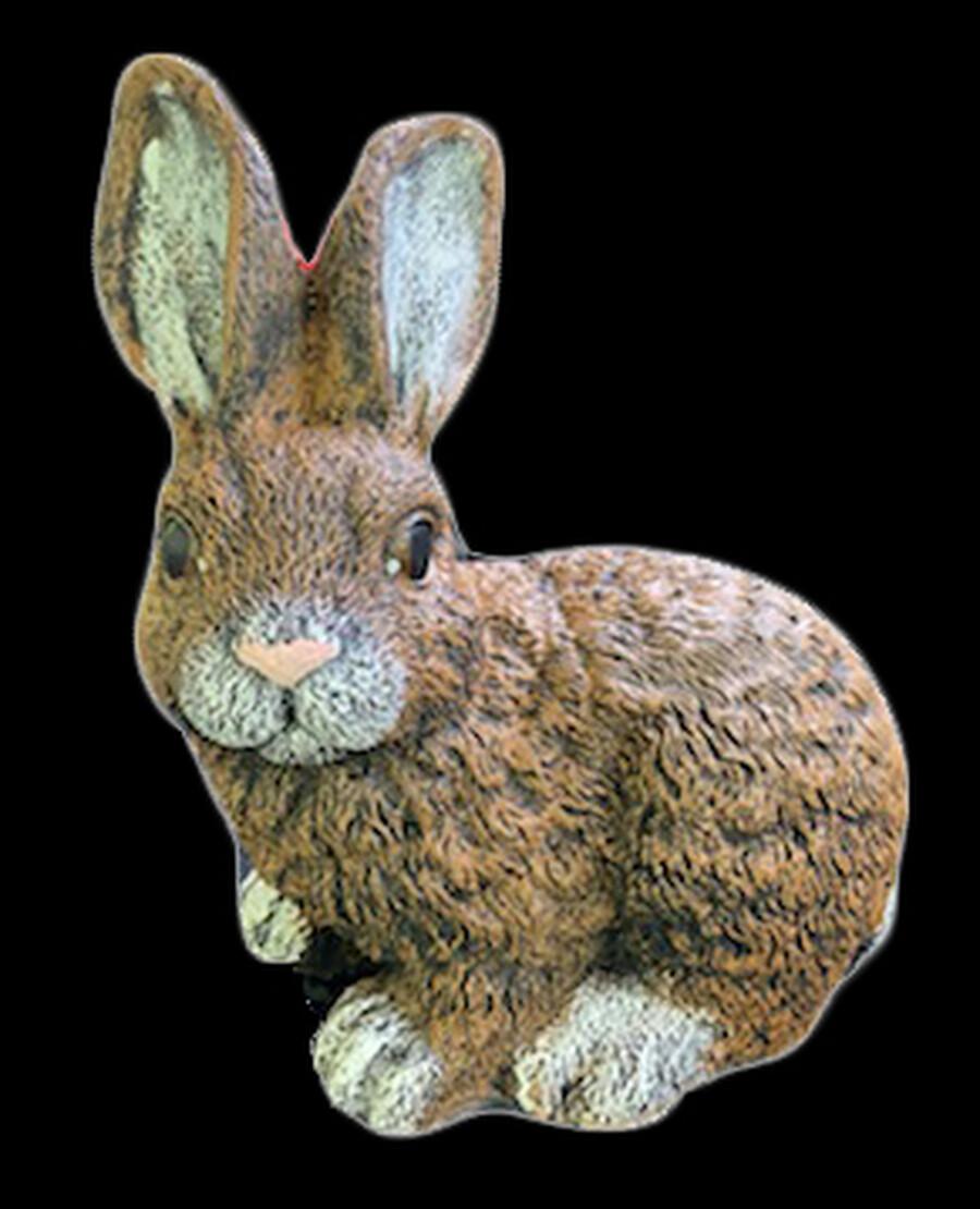 Lg. Furry Rabbit