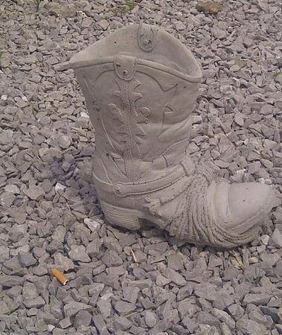 Sm. Cowboy Boot
