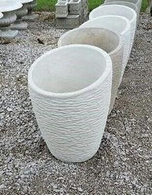 Sloped Pot