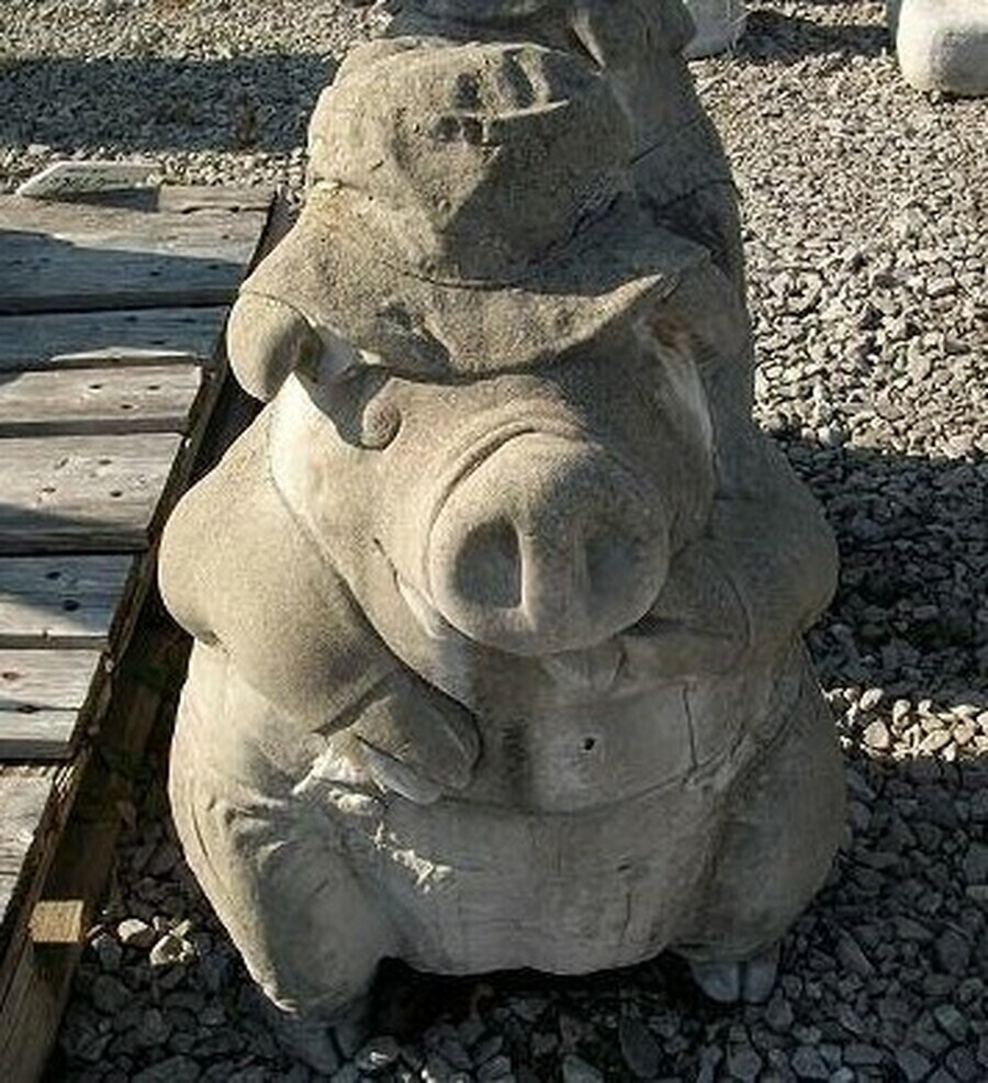 Hillbilly Hog