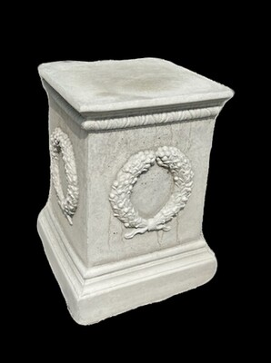 Wreath Pedestal