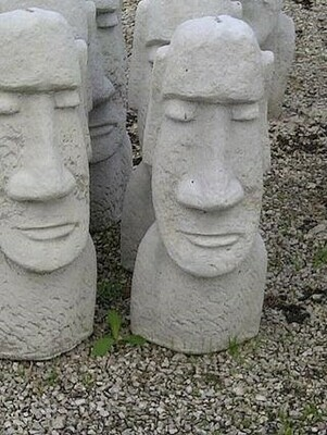 Md. Easter Island Head