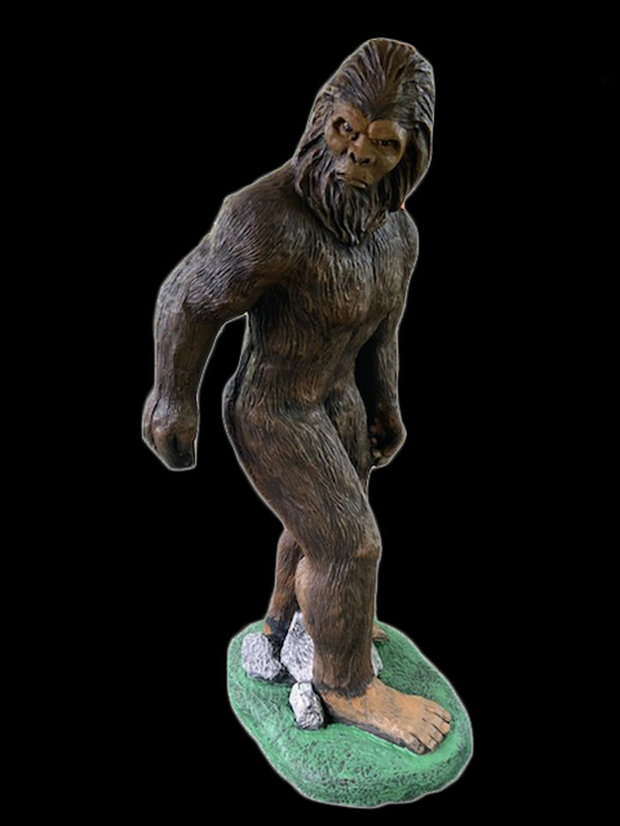 4' Bigfoot