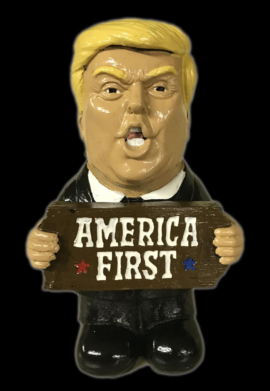 Trump America First
