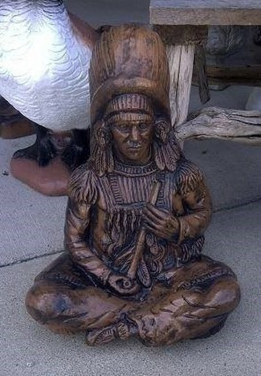Md. Sitting Indian