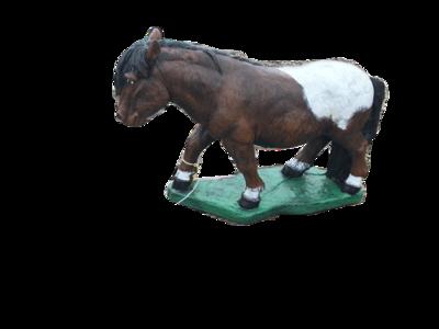 Sm. Detailed Work Horse
