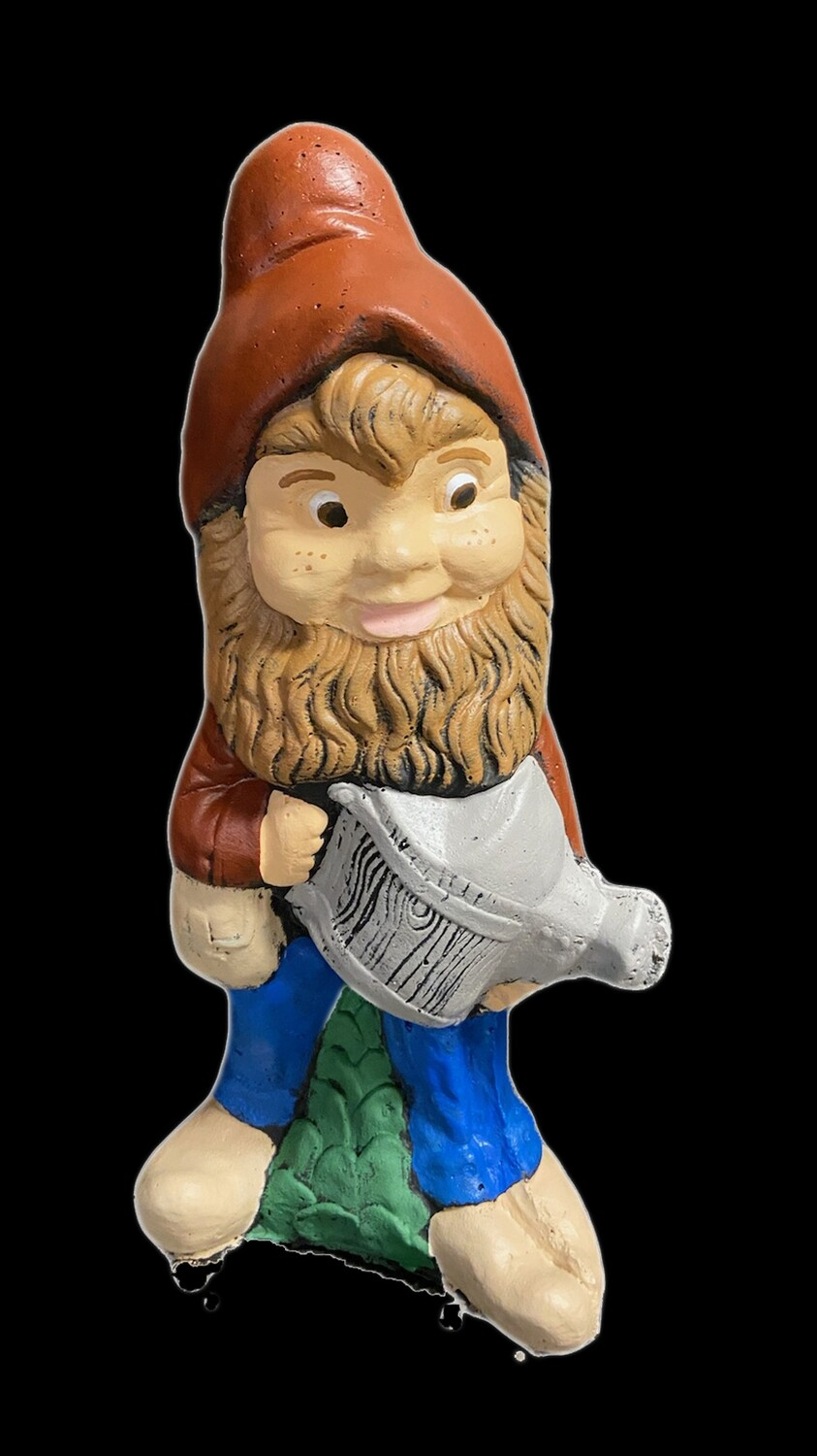 Boy Gnome w/ Watering Can