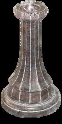 Coke Bottle Stand