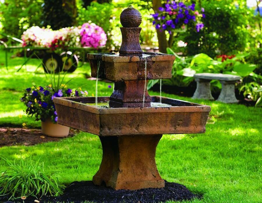 """50"""" Olivetto Fountain"""