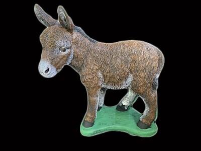 Sm. Detailed Donkey
