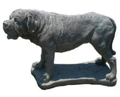 Standing Mastiff