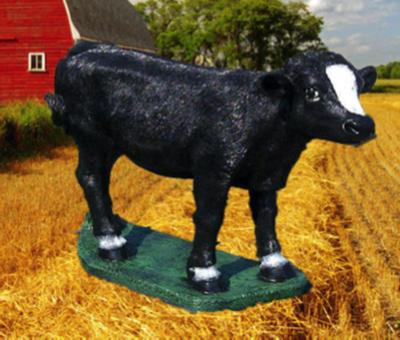 Lg. Detailed Standing Calf