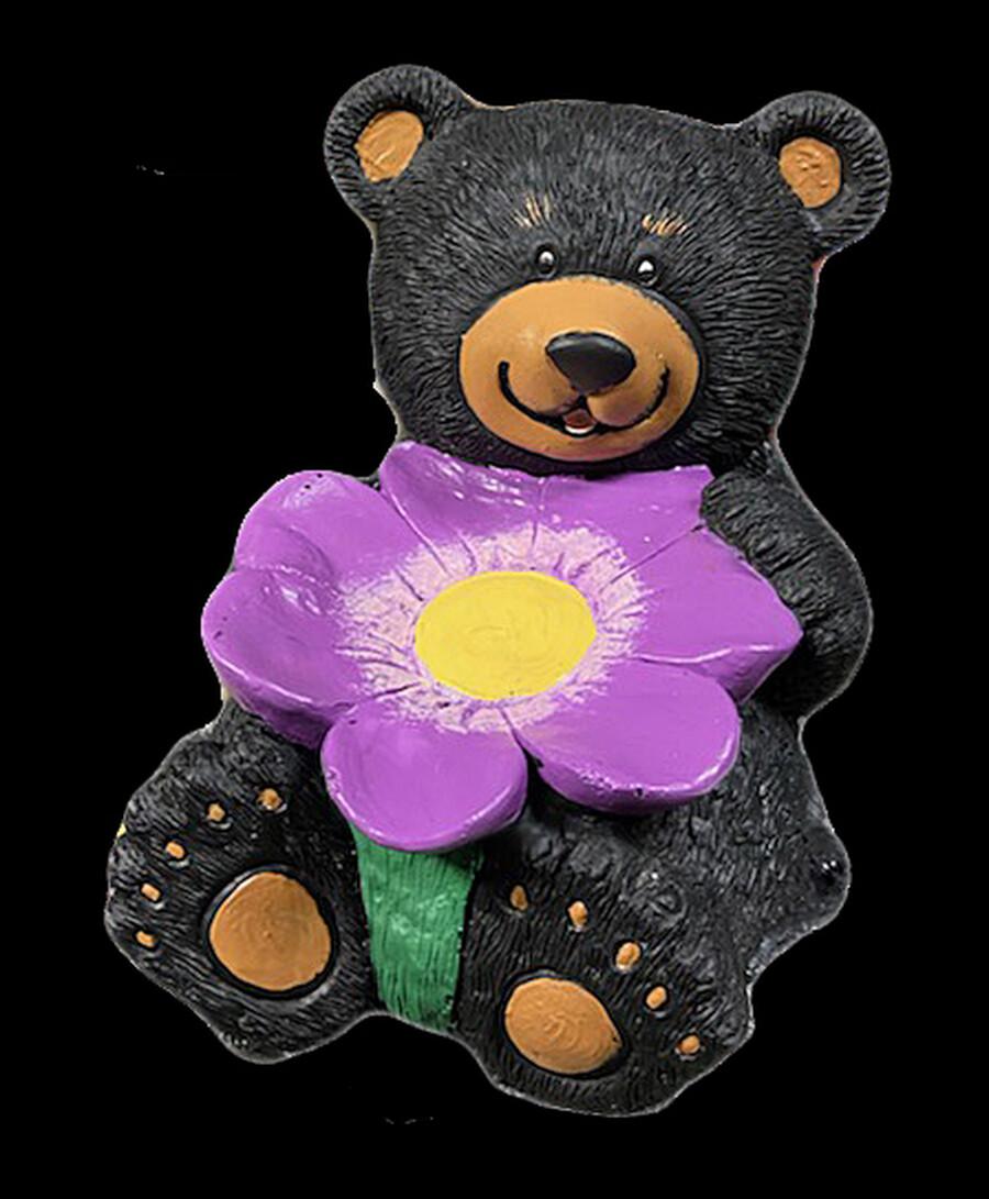 Bear w/ Flower