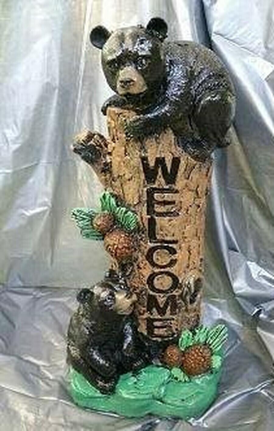 Sm. Welcome Tree Bears