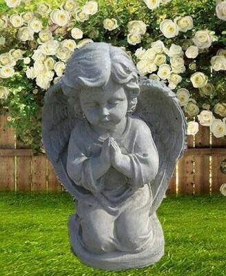 Sm. Praying Boy Angel