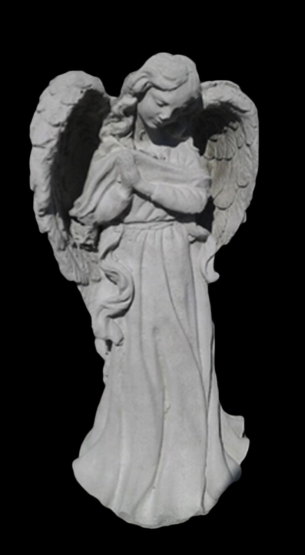 """19"""" Angel Praying"""
