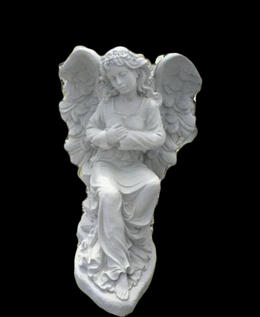 Pondering Garden Angel