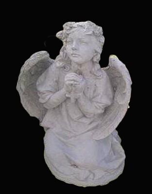 Angel w/ Rosary