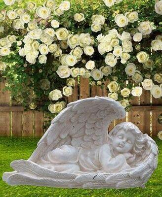 Sm. Resting Angel