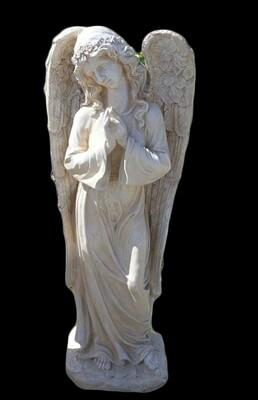 4ft Detailed Praying Angel