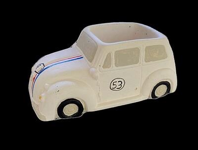 VW Bug Pot
