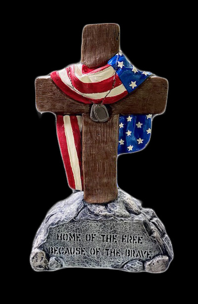 Home of the Brave Cross