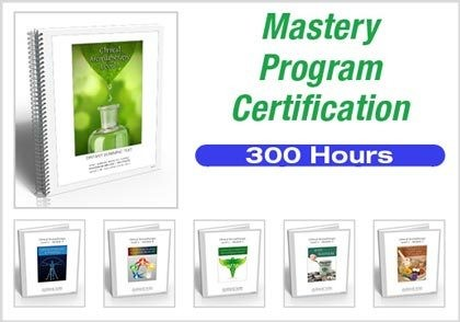 Mastery Program Certification (Hard Copy Course-300 hours)