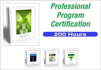Professional Program Certification (Hard Copy Course-200 hours)